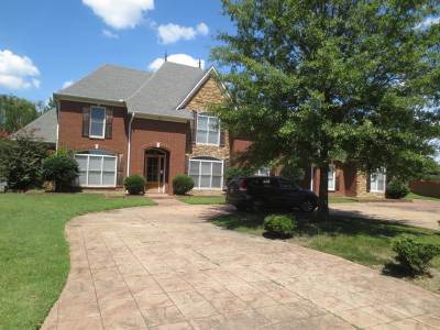 Collierville Single Family Home For Sale: 582 Ridge Peaks
