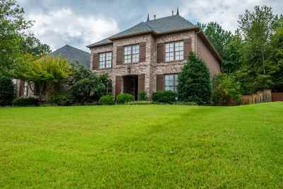 Collierville Single Family Home For Sale: 9981 Bentwood Creek