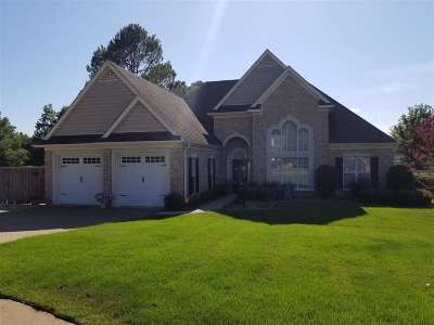 Southaven Single Family Home Contingent: 3223 S Devonshire