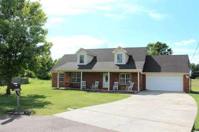 Atoka Single Family Home For Sale: 41 Buttercup