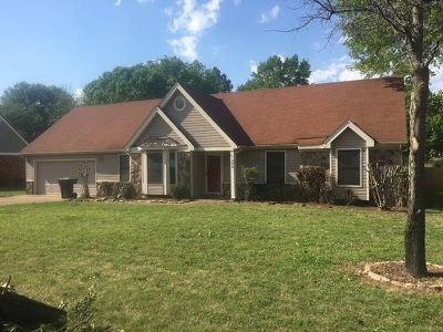 Collierville Single Family Home For Sale: 208 E Pecan Valley
