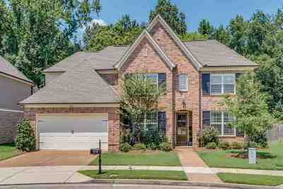 Collierville Single Family Home For Sale: 274 Red Sea