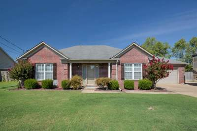 Munford Single Family Home Contingent: 47 Baltic