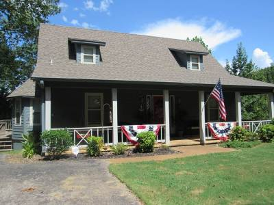 Counce Single Family Home For Sale: 485 Island View