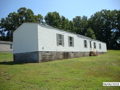 Munford Single Family Home For Sale: 474 Fite