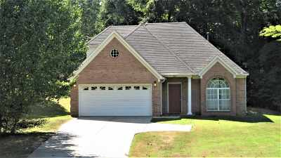 Atoka Single Family Home For Sale: 349 Kings