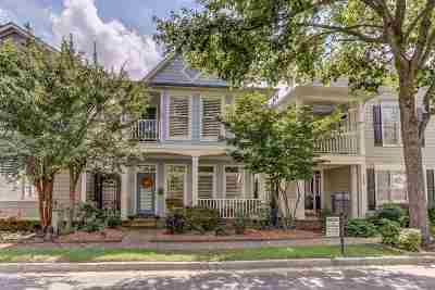 Memphis Single Family Home For Sale: 123 Harbor Ridge