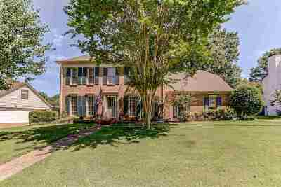 Germantown Single Family Home For Sale: 8216 San Augustine