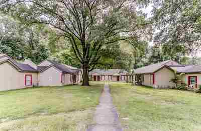 Memphis Multi Family Home For Sale: 910 N Hollywood