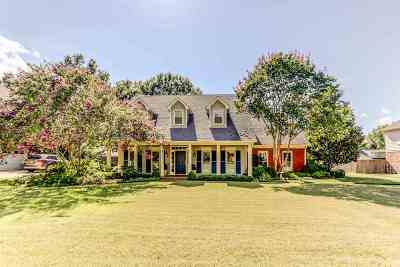 Germantown Single Family Home For Sale: 2059 Hawthorn Hill