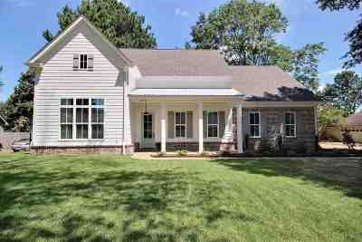 Collierville Single Family Home Contingent: 298 Taraview