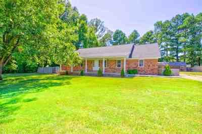 Atoka Single Family Home For Sale: 2119 Tipton