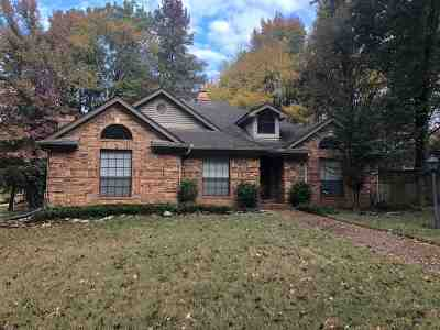Cordova Single Family Home For Sale: 8618 Wood Farms