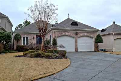 Memphis Single Family Home For Sale: 8734 Southwind