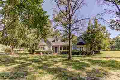 Collierville Single Family Home For Sale: 9562 E Shelby