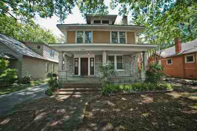 Memphis Single Family Home For Sale: 454 N McNeil