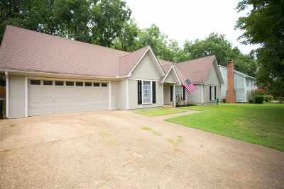 Collierville Single Family Home Contingent: 544 King Ridge
