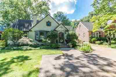 Memphis Single Family Home For Sale: 533 S Goodlett