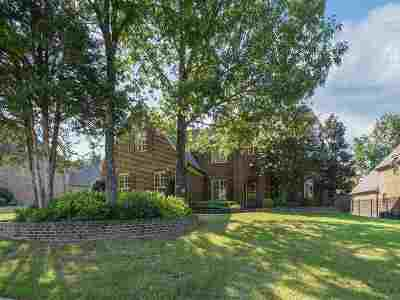 Collierville Single Family Home For Sale: 1265 Brayridge