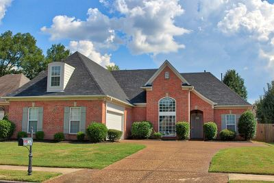 Collierville Single Family Home For Sale: 1629 Wolf Ridge