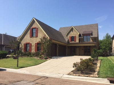 Collierville Single Family Home For Sale: 525 Ogilie