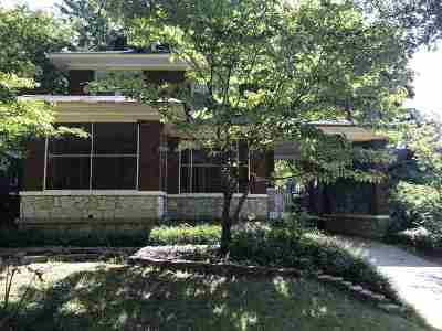Memphis Single Family Home For Sale: 678 N Idlewild