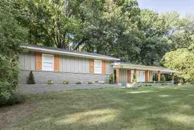 Memphis Single Family Home For Sale: 5336 Rolling Oaks