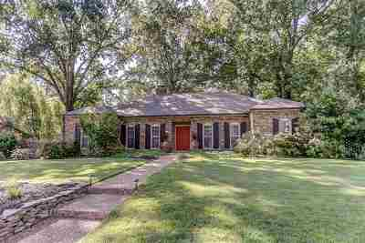 Memphis Single Family Home For Sale: 6751 Wild Berry