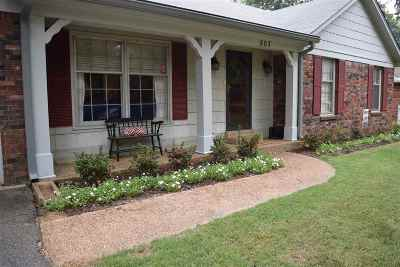 Collierville Single Family Home For Sale: 507 Duscoe