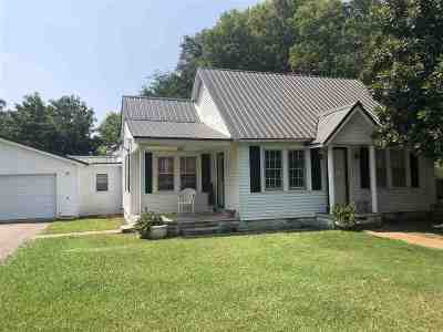 Adamsville Single Family Home For Sale: 239 Ring