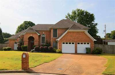 Memphis TN Single Family Home For Sale: $209,900
