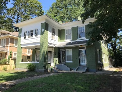 Memphis Multi Family Home For Sale: 1756 Lawrence