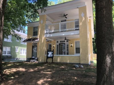 Memphis Multi Family Home For Sale: 1760 Lawrence