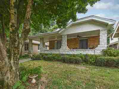 Memphis Single Family Home For Sale: 1737 Carruthers