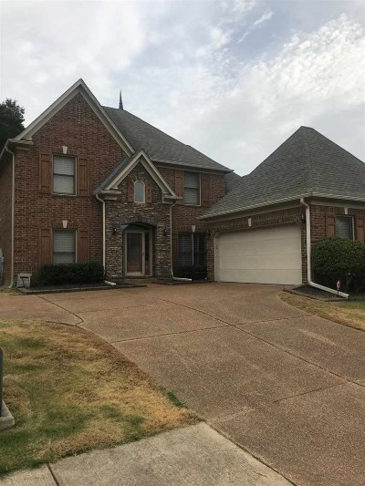 Collierville Single Family Home For Sale: 11279 Ole Bob