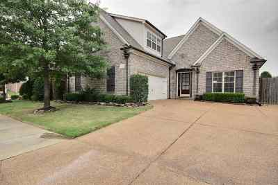 Collierville Single Family Home For Sale: 1502 Loughridge