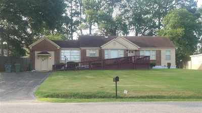 Memphis Single Family Home For Sale: 1245 Marlin