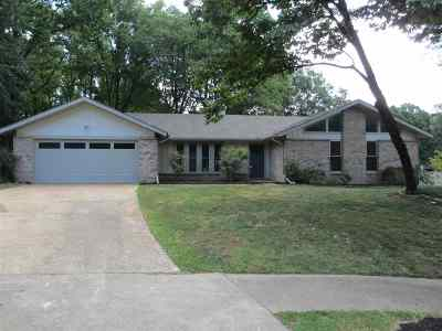 Memphis Single Family Home For Sale: 2166 Grendel