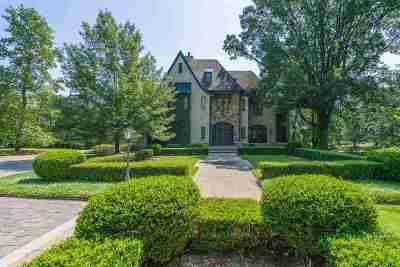 Memphis Single Family Home For Sale: 410 Goodwyn