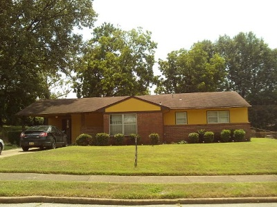 Memphis Single Family Home For Sale: 215 Jeanne