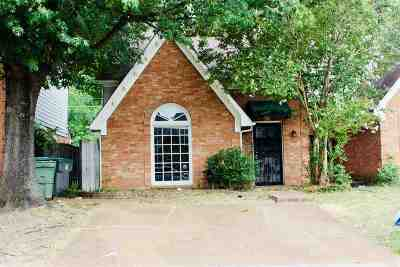 Memphis Condo/Townhouse For Sale: 3592 Bishops Gate