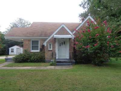 Memphis Single Family Home For Sale: 3346 W Rosita