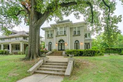 Memphis Multi Family Home Contingent: 200 Stonewall