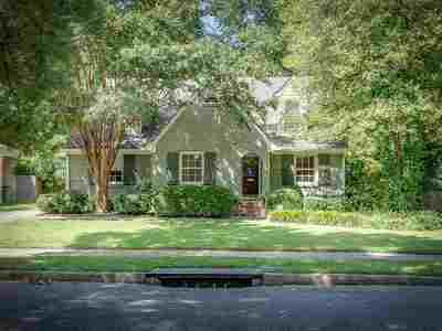 Memphis Single Family Home For Sale: 3528 Aurora