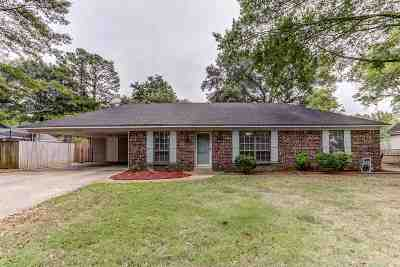Bartlett Single Family Home For Sale: 2514 Flowering Tree
