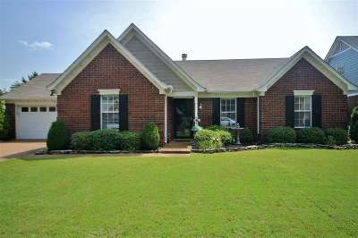 Collierville Single Family Home Contingent: 1460 Wolf Pack