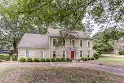 Memphis Single Family Home For Sale: 5950 Shady Grove