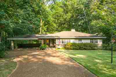Memphis Single Family Home For Sale: 1352 W Crestwood