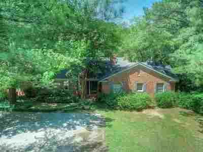 Memphis Single Family Home For Sale: 4500 Walnut Grove