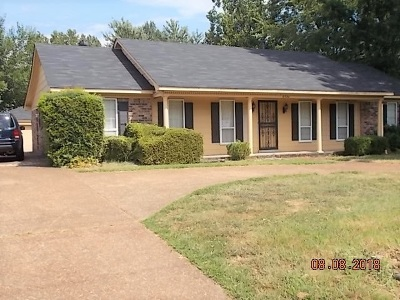 Single Family Home Sold: 3384 S Mendenhall